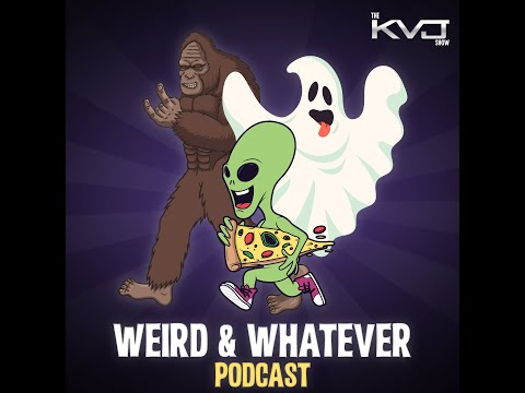 The Weird and Whatever Podcast Is Back! 18+ Adult Lang