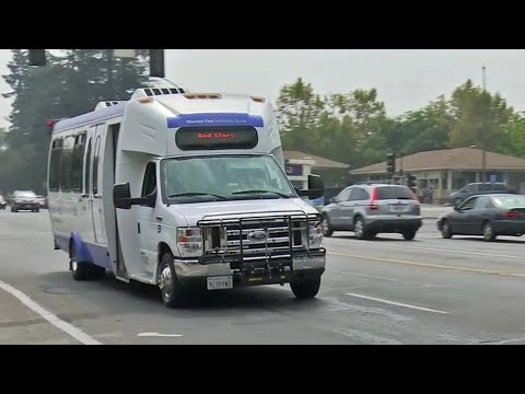 Google Extends Free Shuttle Service in Mountain View