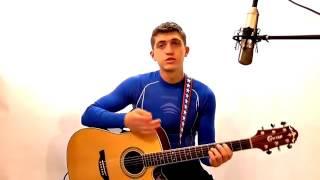 обучение песни на гитаре (Stone Sour – Through The Glass)