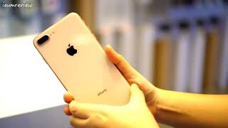 แกะกล่อง iPhone 8 & 8 Plus เครื่องศูนย์ไทย @Jaymart
