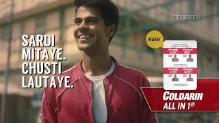Coldarin All in 1 Ad | Deb Medhekar