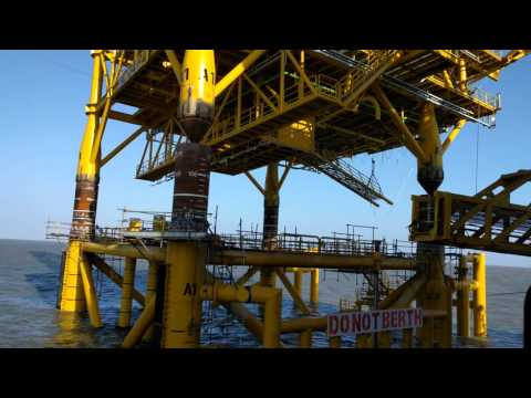 Offshore - Topside Installation. DDP 2016 :)