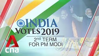 India votes 2019: Modi wins re-election with strong mandate