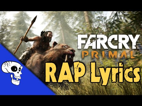 Far Cry Primal Rap LYRIC VIDEO by JT Music (feat. Miracle of Sound)