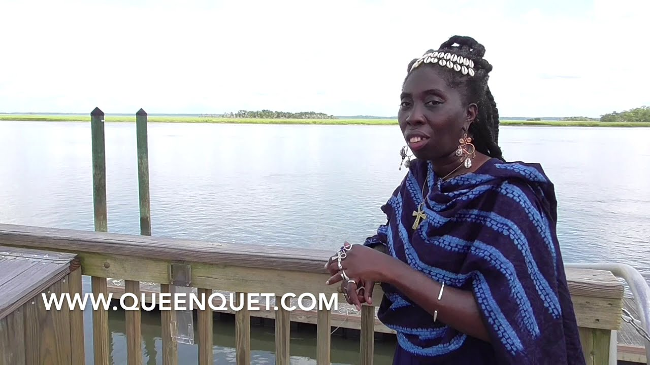 Queen Quet @GullahGeechee Wins Adaptation Leadership Award!