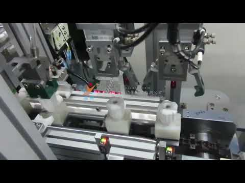 Famous Chinese Brand Faucet Automatic Assembly Line
