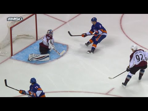 11/05/17 Condensed Game: Avalanche @ Islanders