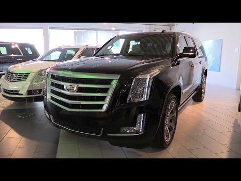 Cadillac Escalade Esv Platinum 2017 In Depth Review Interior Exterior