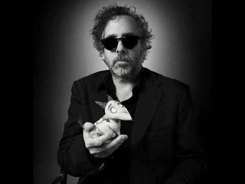 Archival Talks: An Evening with Tim Burton