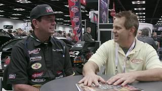 Showtime Motorsports talking with the MTI Racing at PRI 2016