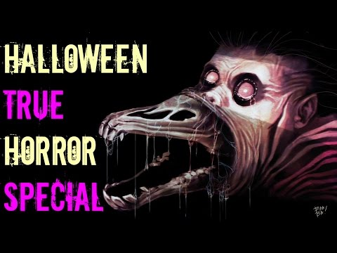 12 Scary TRUE Horror Stories - Halloween Special