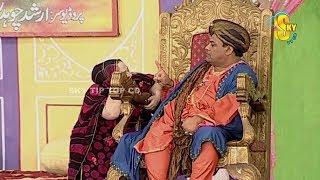Agha Majid and Naseem Vicky Stage Drama Chuski Full Comedy Clip