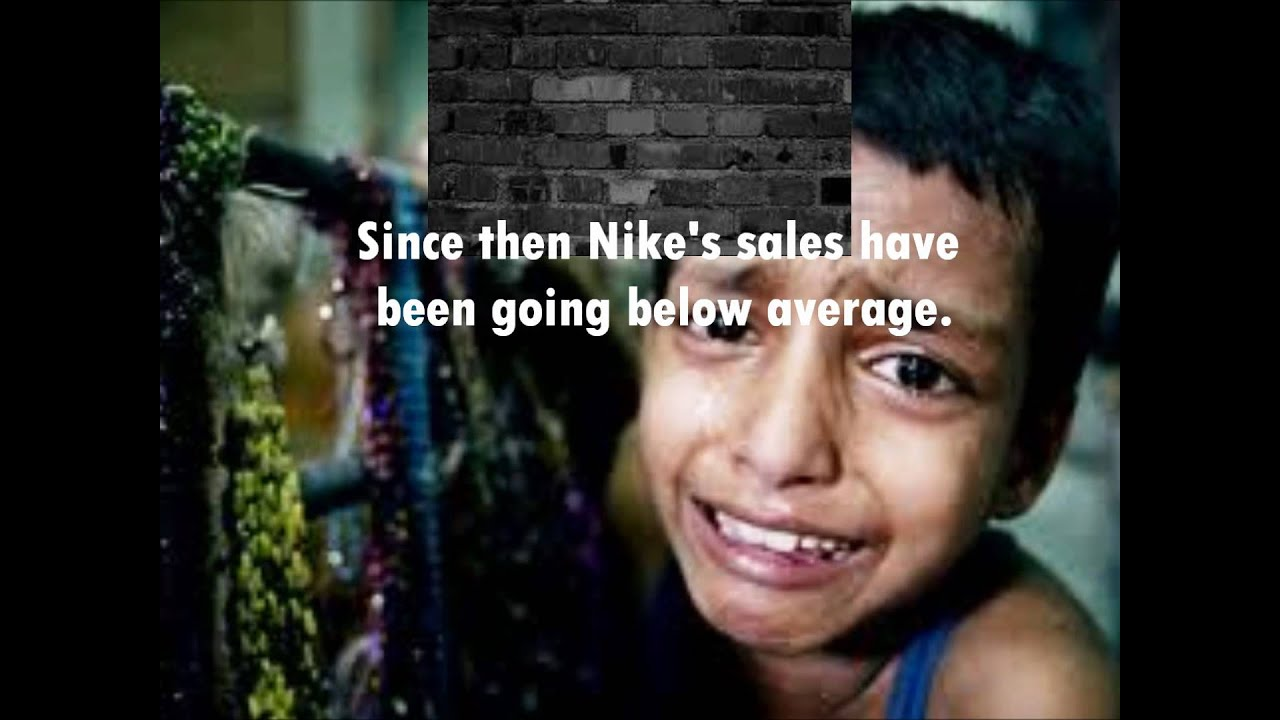 Nike Child Labour Youtube