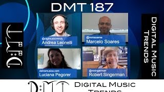 DMT 187: Brazilian Music Industry Special