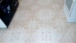 видео плитка напольная