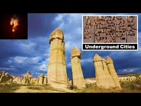 How Old Are Cappadocia's Hidden Ancient Cities?