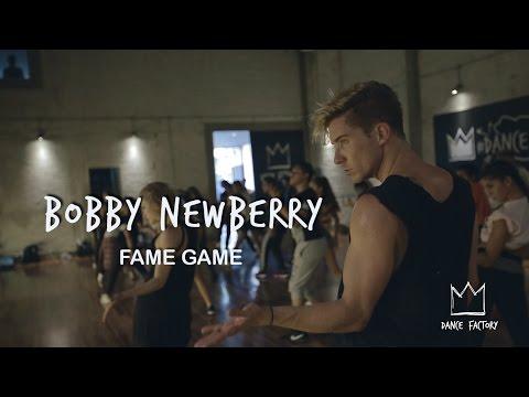 Bobby Newberry Fame Game Guadalajara Whorkshop