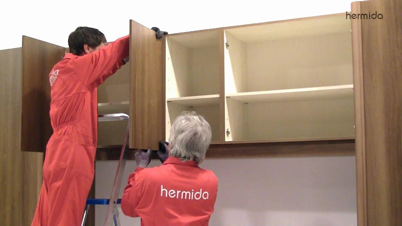 C mo montar los muebles de dormitorio duo 22 composici n for Muebles de cocina para montar