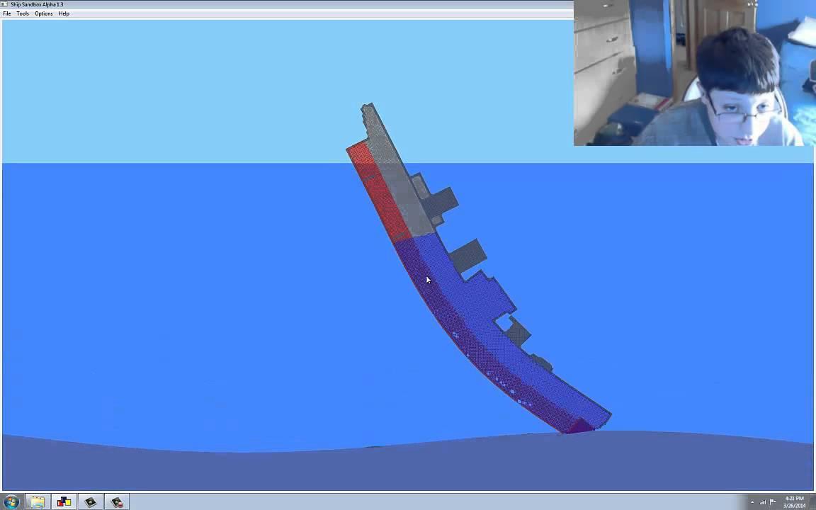 Sinking Simulator Hms Prince Of Wales Youtube