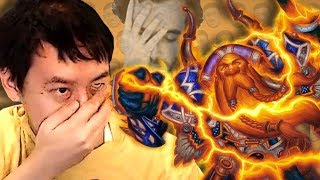 THIS GAME SCARRED TRUMP FOR LIFE - OTK Priest - Kobolds And Catacombs - Standard Constructed
