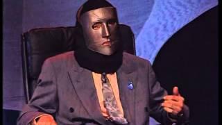 Ток-шоу Владимира Познера «Человек в маске». Алкоголик