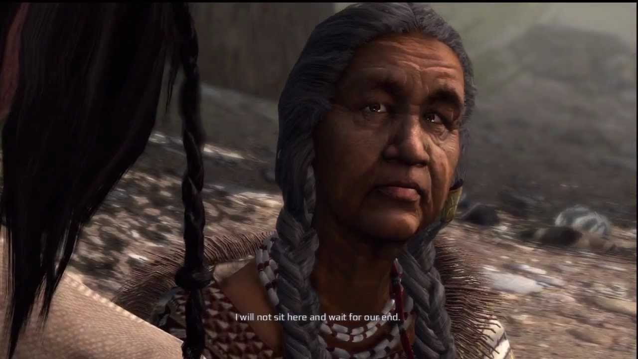 Assassin s creed 3 native american