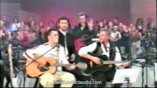 Baglioni & Britti cantan a Battisti