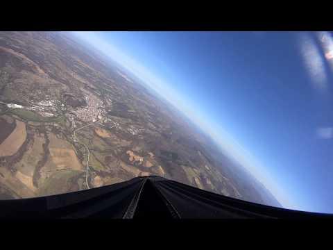 Paragliding in Bulgaria Skalsko - Ostrets XC part 1