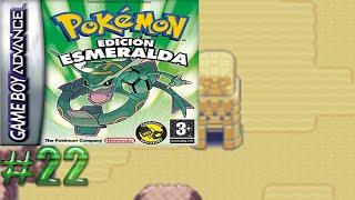 Una torre en medio del desierto/Pokémon Esmeralda #22