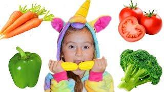 Yes Yes Vegetables Song - Kids Song & Nursery rhymes