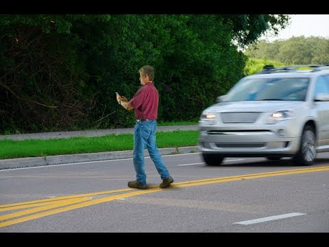 Pedestrian knockdown accidents: Is the driver always at fault?