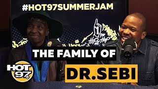 Family Of Dr. Sebi On Nick Cannon Reaching Out On Doc, Magic Johnson\'s HIV Status + Left Eye