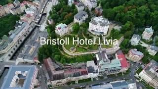 Отель Bristol LIVIA в Карловых Варах
