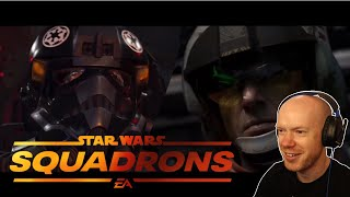 Star Wars: Squadrons - Hunted CG - Reaction