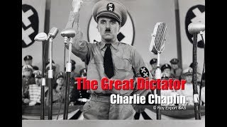 Chaplin Today: The Great Dictator - Full Documentary with Costa-Gavras