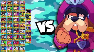 Colonel Ruffs 1v1 vs EVERY Brawler | INSANE Burst & Support