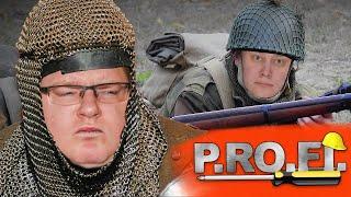 Clash of Centuries! Katapult & Panzerfaust 🎮 P.RO.FI. #88