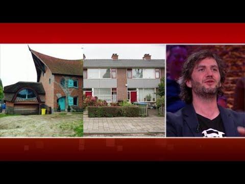 Bizarre huizen in België: 'Ieder heeft een eigen paleisje'  - RTL LATE NIGHT MET TWAN HUYS