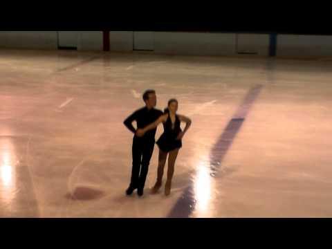 Canasta Tango - Elementary Ice Dance Test