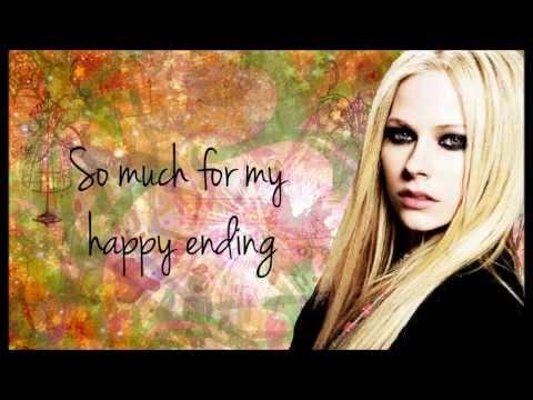 My Happy Ending ~ Avril Lavigne ~ Lyrics