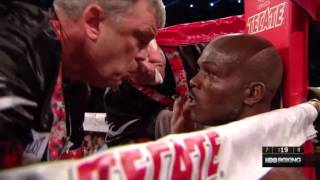 Timothy Bradley & Teddy Atlas - WE ARE FIREMEN!