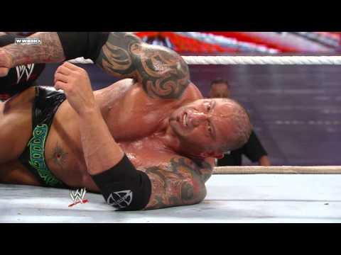 John Cena's most cunning Last Man Standing Match tactic