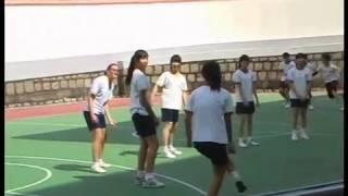2010年瑪利諾神父教會學校中六之體育課