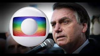 A Globo é apenas um instrumento do establishment para derrubar Bolsonaro