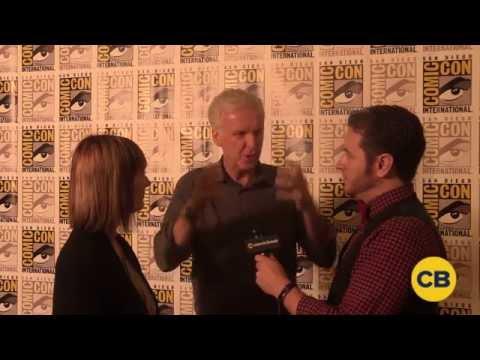 James Cameron & Gale Anne Hurd Talk Aliens at SDCC 2016