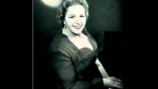 Kate Smith - My Cup Runneth Over  (with lyrics)