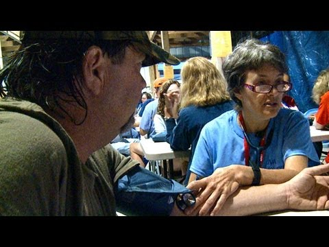Mobile Free Clinic Helps Thousands in a Weekend