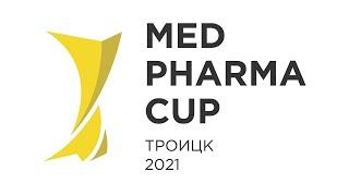 Турнир по мини футболу MEDPHARMA CUP 2021