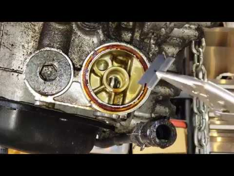 Replace Your Leaking Oil Cooler Gasket On Your Subaru It S Easy