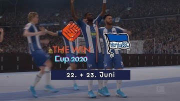 Re-Live | THE WIN Cup 2020 by Arne Friedrich | Spieltag 1 | Hertha BSC